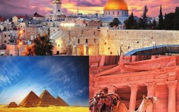 EGIPTO JORDANIA E ISRAEL SEMANA SANTA 2020