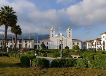 CHACHAPOYAS CON KUELAP Y CATARATA GOCTA 4 DIAS