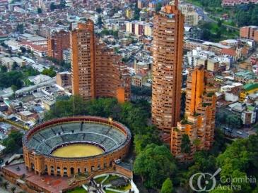 BOGOTA, COLOMBIA CON HOTELES DE LUJO 5*