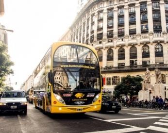 BUENOS AIRES CLASICO CON HOTEL INTERCONTINENAL 5*