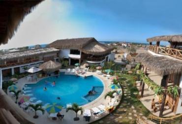 PUNTA SAL CON HOTEL LAS PALMERAS DE PUNTA SAL 4 DIAS